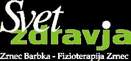 Svet Zdravja – Fizioterapija Zrnec Logo